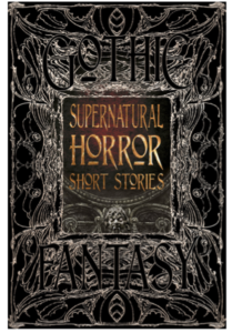Supernatural Horror Short Stories Cover